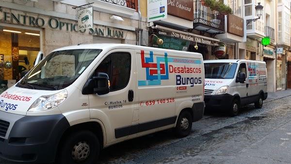 Desatascos Burgos