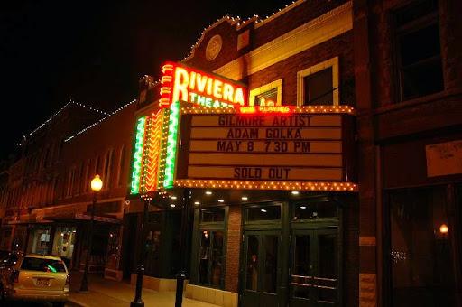 Movie Theater «Riviera Theatre», reviews and photos, 48 N Main St, Three Rivers, MI 49093, USA