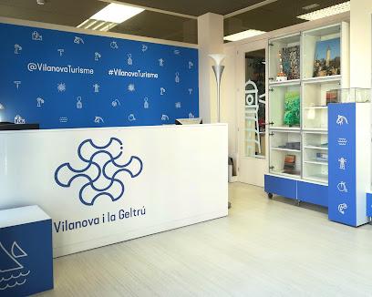 Punt d'Informació Turística de Vilanova i la Geltrú