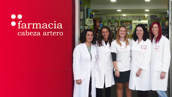 Farmacia Cabeza Artero