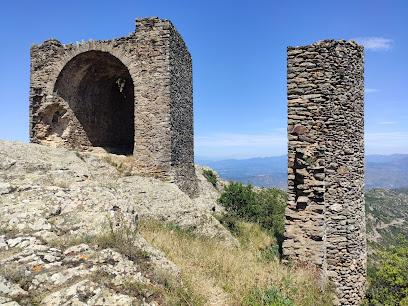 Castell de Verdera (Sant Salvador de Verdera)