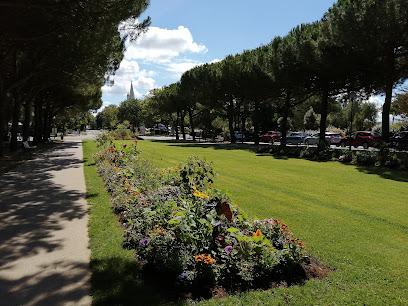 Charruyer Park of La Rochelle