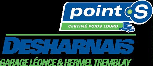 Truck Repair Point S - Desharnais - Garage Léonce & Hermel Tremblay in Quebec () | AutoDir