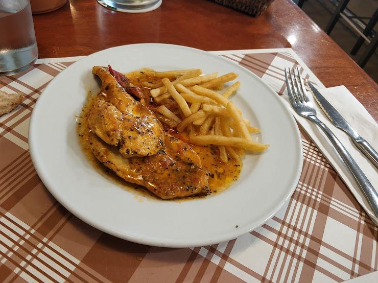 Restaurante Géminis Carrer de Muntaner, 181, 08036 Barcelona