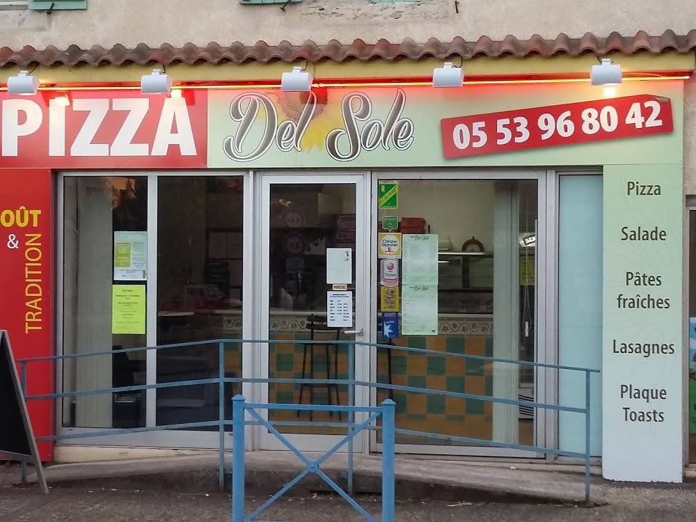 photo du resaurant Pizza Del Sole