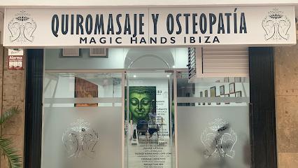 imagen de masajista Magic Hands Ibiza