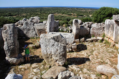 Sepulcre megalític de Ses Roques Llises