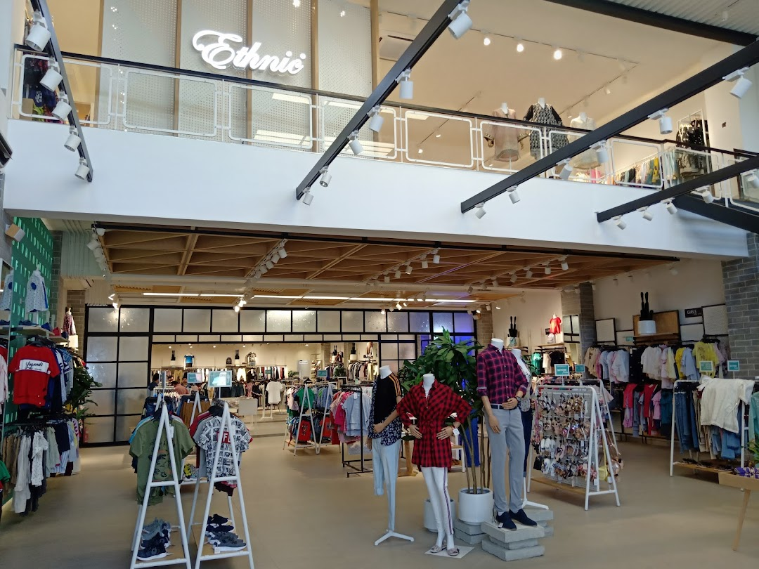 Outfitters in the city Sahiwal