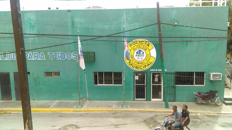Policia Municipal Comunitaria
