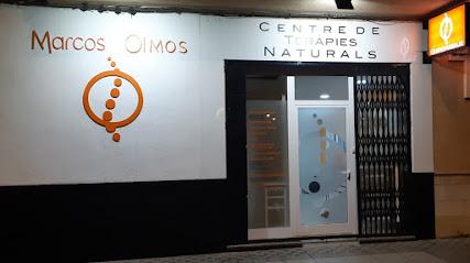 imagen de masajista Centro Terapias Naturales Marcos Olmos