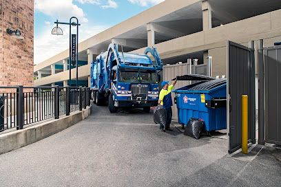 Garbage collection service Republic Services