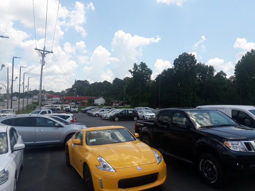 Scott Evans Nissan Reviews And Photos 725 Bankhead Hwy