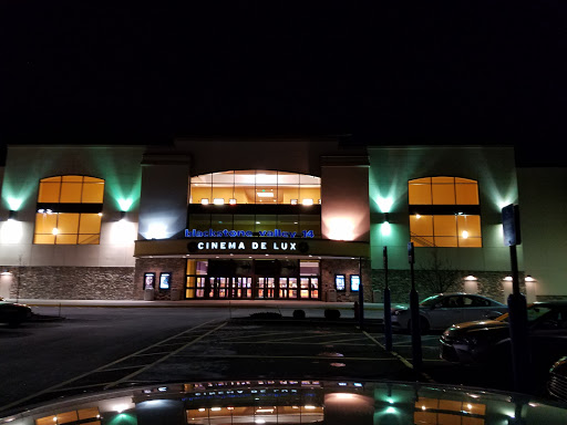 Movie Theater «Blackstone Valley 14 Cinema de Lux», reviews and photos, 70 Worcester-Providence Turnpike, Millbury, MA 01527, USA