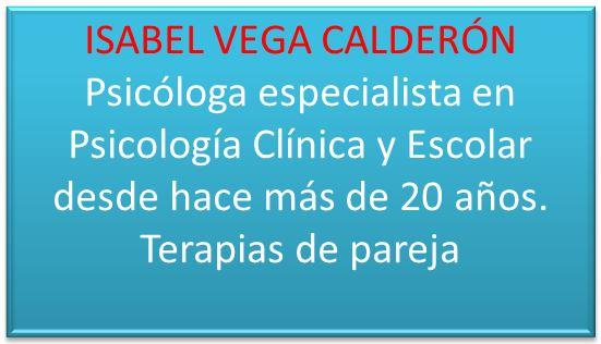 Psicologos Badajoz IS Isabel Vega Calderon - Sara Marzok