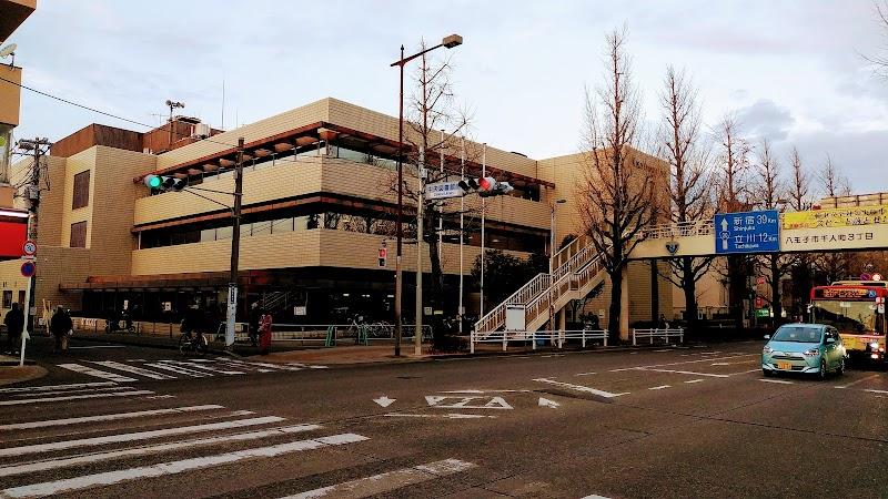 八王子 図書館