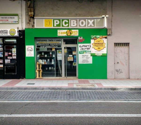 PCBOX Valladolid - C Gondomar