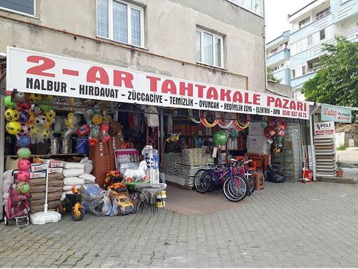 Kozlu 2-Ar Tahtakale Pazarı