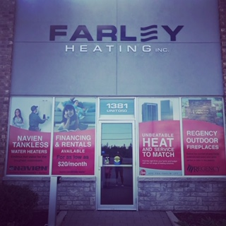 HVAC Farley Heating Inc. in Kingston (ON) | LiveWay