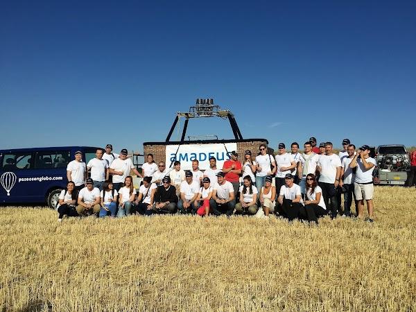 Aerodifusión Paseos en Globo en Segovia