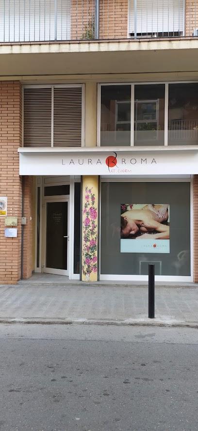 imagen de masajista Centre de Teràpies Laura Roma