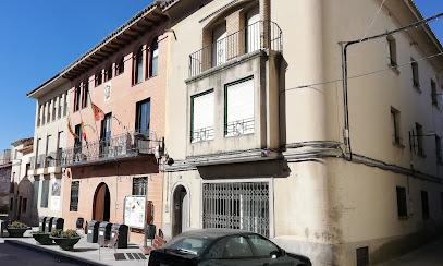 Ayuntamiento de San Mateo de Gallego