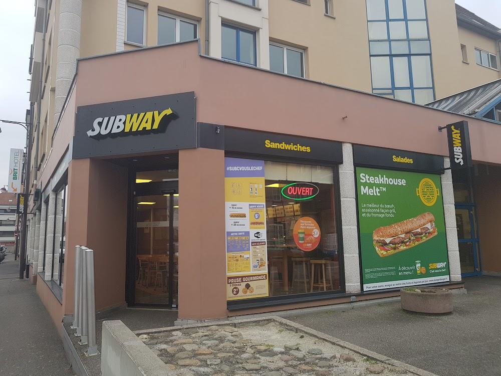 photo du resaurant Subway