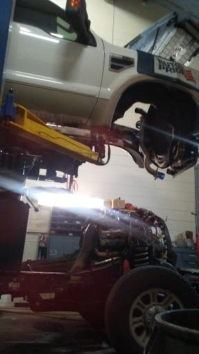 Auto Repair Shop «National Mechanix», reviews and photos, 10983 Hi Tech Dr, Whitmore Lake, MI 48189, USA