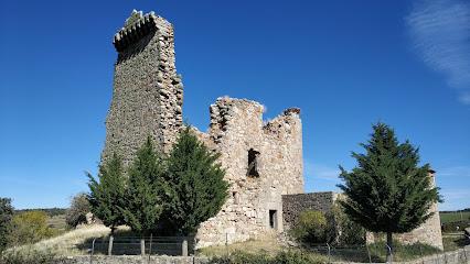 Castillo de Serranos de la Torre (Ruinas)