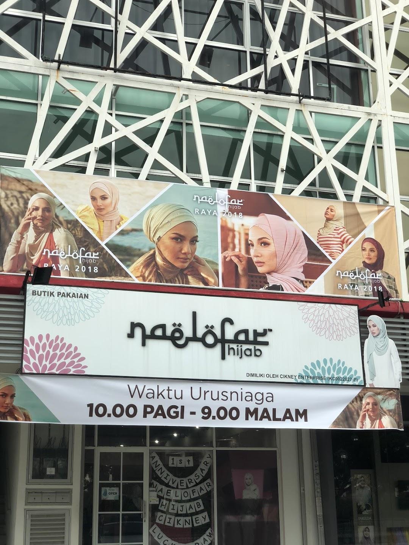 Naelofar Hijab Cikney