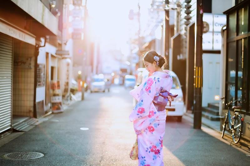桜きもの京都 sakura kimono Kyoto