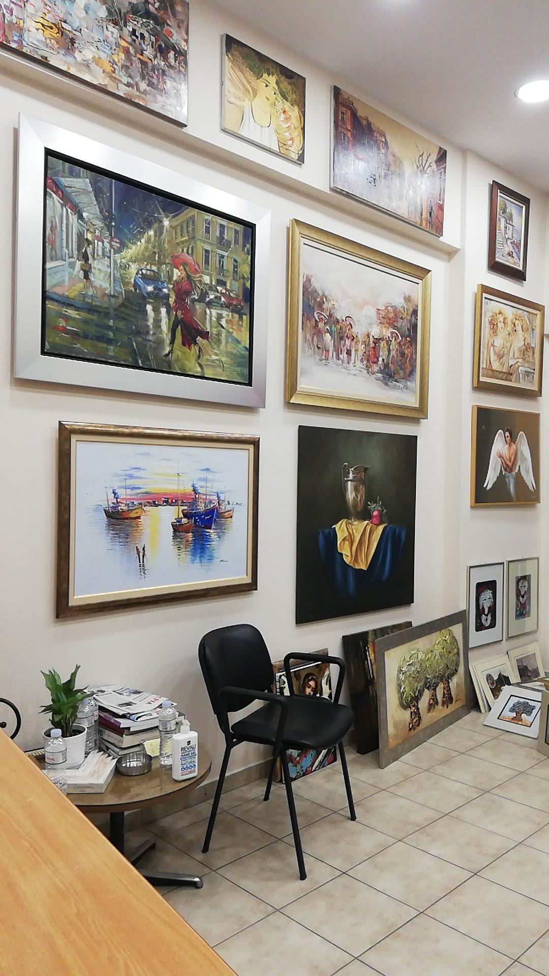 Gallery Εργχειρο