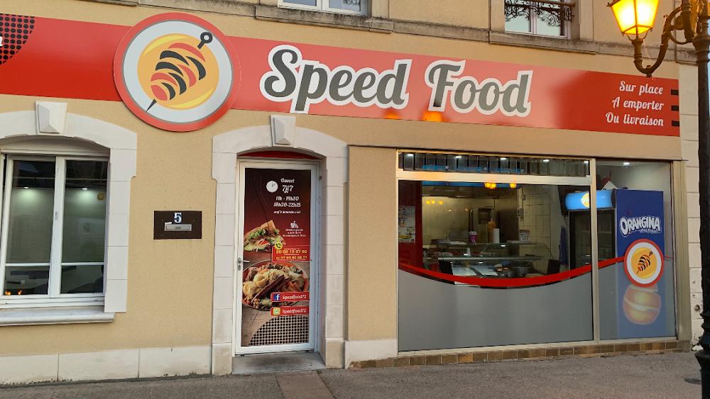 photo du resaurant Speedfood Marolles-les-Braults