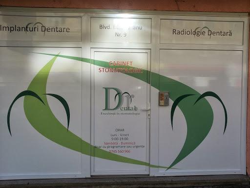 Dentist Satu Mare DR. M Dental