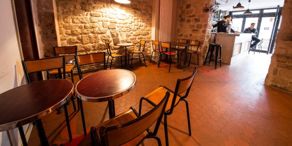 photo du resaurant Chez Camille - Place d'Aligre