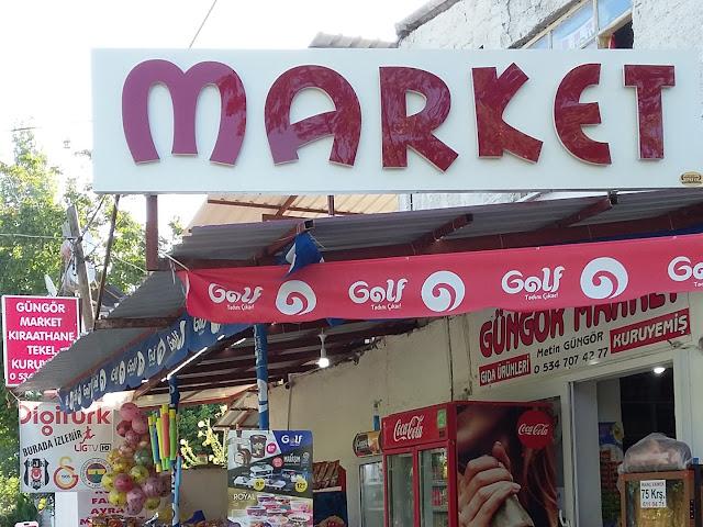Güngör Market Kıraathane Restaurant