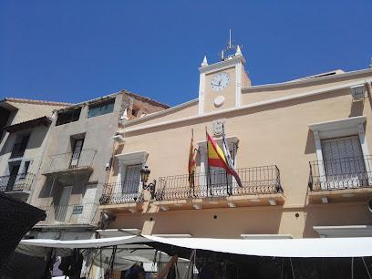 Ayuntamiento de Brea de Aragón