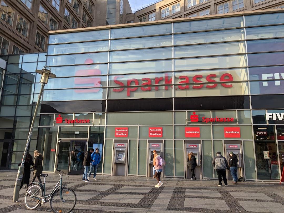 Berliner Sparkasse   FirmenCenter in der Stadt Berlin