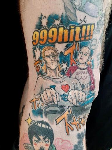 Frozen Hill Tattoo Shop