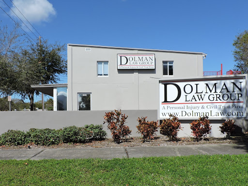 Dolman Law Group, 1663 1st Ave S, St. Petersburg, FL 33712, Personal Injury Attorney