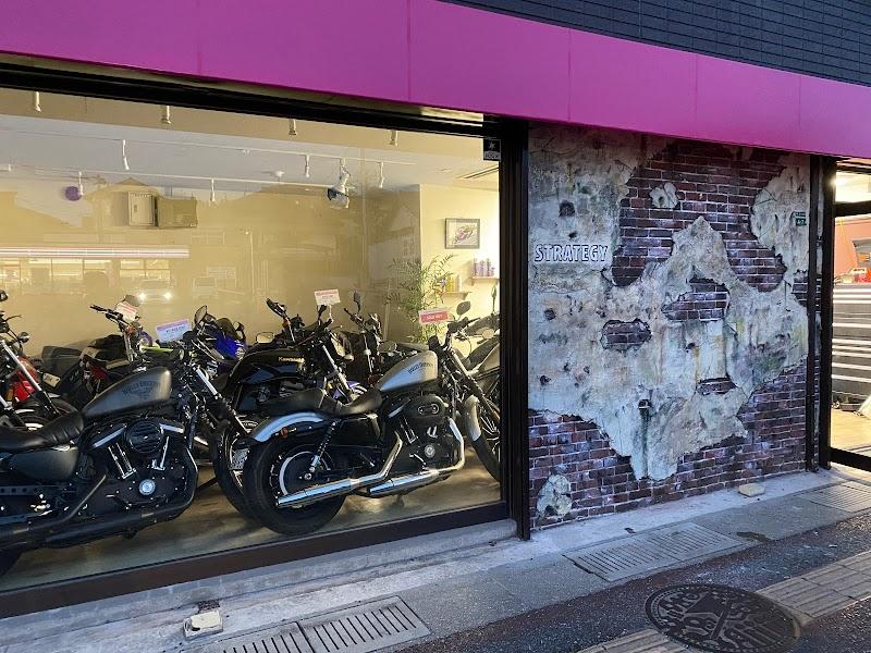 バイクショップStrategy福岡本店