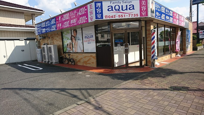 Family Salon aQua 福生店