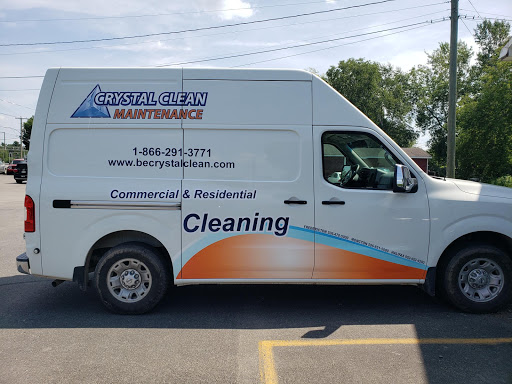 Window cleaning service Crystal Clean Maintenance in Fredericton (NB) | LiveWay
