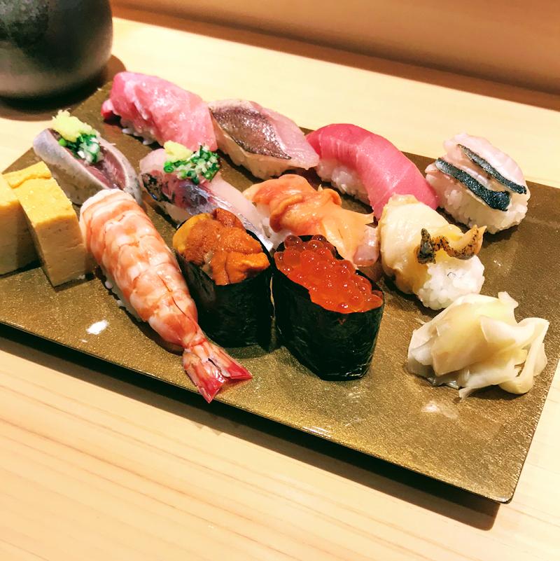 【千石寿司屋】真寿司