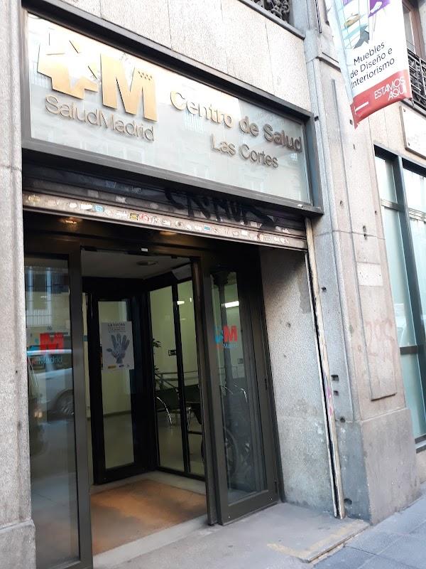 Centro de Salud Las Cortes
