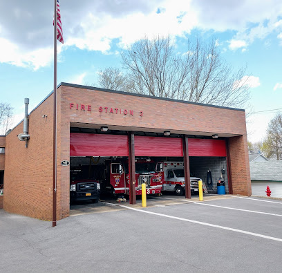 Fire station Syracuse Fire Station 3
