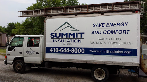 Summit Insulation, 3309 Benson Ave, Baltimore, MD 21227, Insulation Contractor