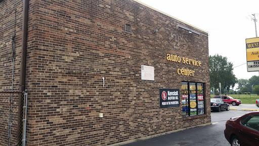 Auto Repair Shop «Mt. Greenwood Auto Repair», reviews and photos, 12257 S Cicero Ave, Alsip, IL 60803, USA