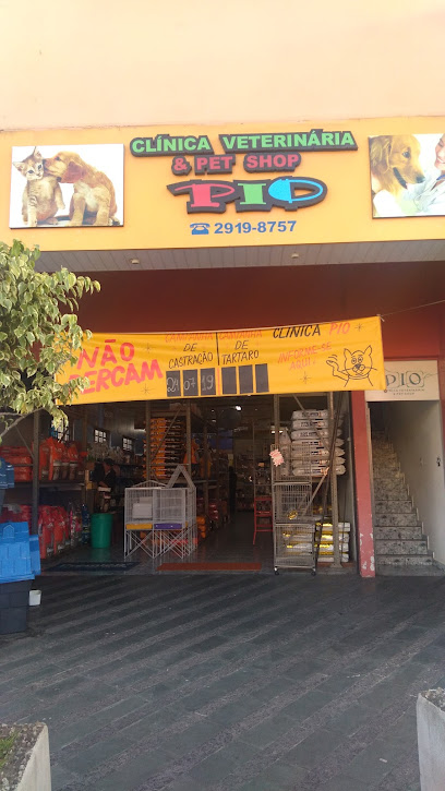 Clínica Veterinária & Pet Shop Pio