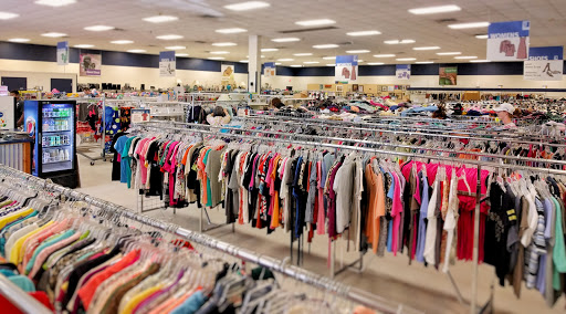 Goodwill, 1801 S Main St, Weatherford, TX 76086, Thrift Store