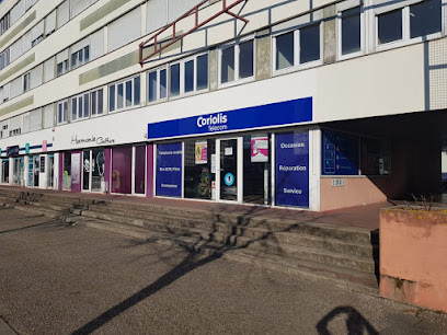 Coriolis Telecom Poitiers 27 Av. Robert Schuman 86000 Poitiers
